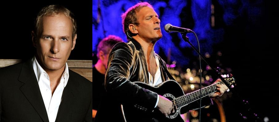 Michael Bolton at St. George Theatre