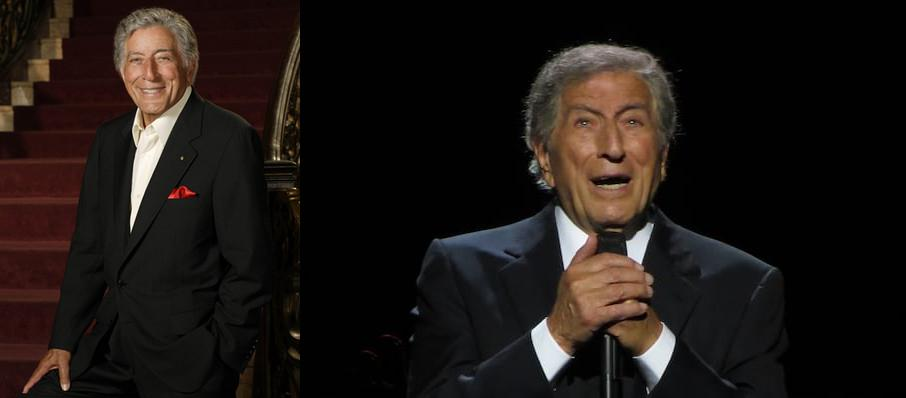 Tony Bennett at Hackensack Meridian Health Theatre