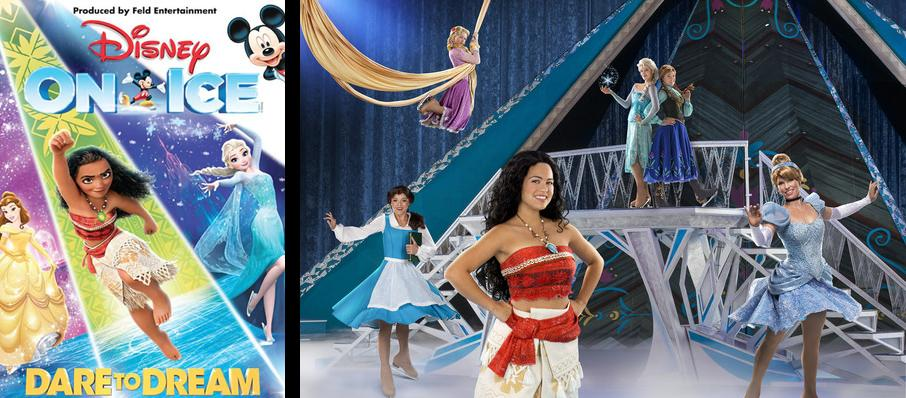 Disney On Ice: Dare To Dream at Prudential Center