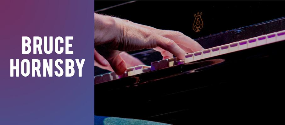 Bruce Hornsby And The Noisemakers at Mccarter Theatre Center