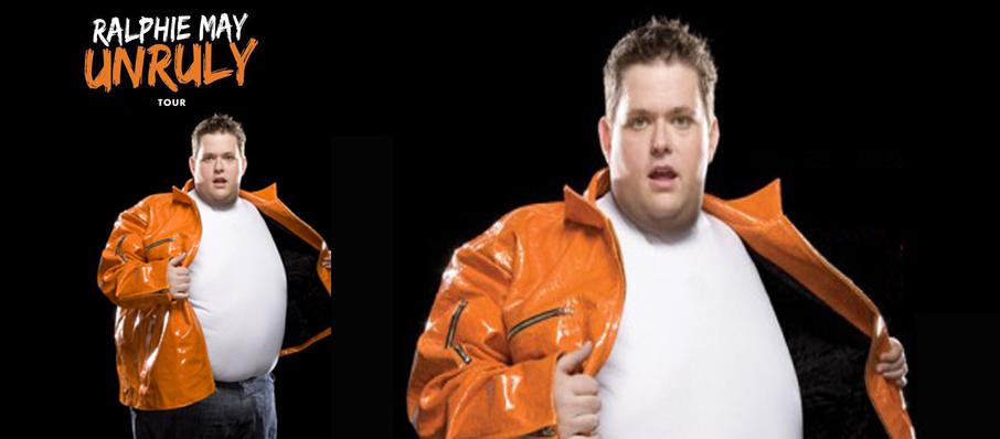 Ralphie May at Tarrytown Music Hall