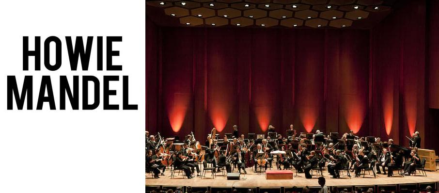 Howie Mandel at Bergen Performing Arts Center