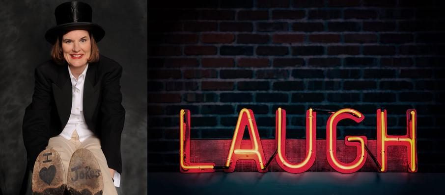 Paula Poundstone at Victoria Theater