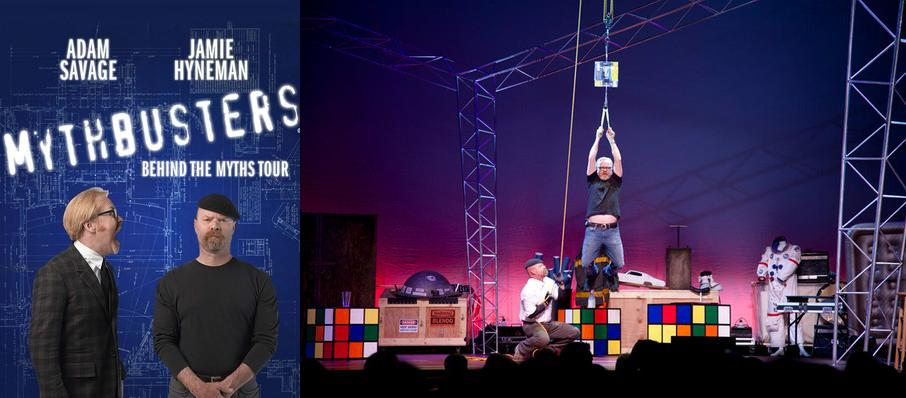 Mythbusters: Behind The Myths at Beacon Theater