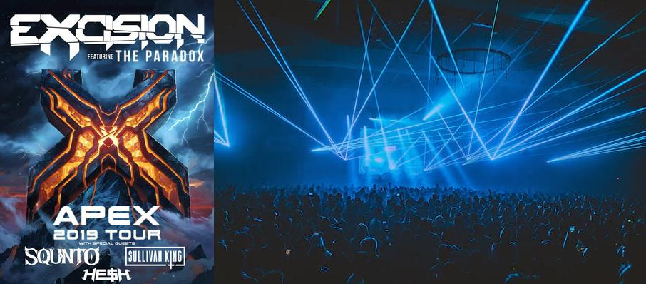 Excision at Wellmont Theatre