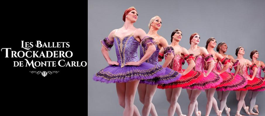 Les Ballets Trockadero De Monte Carlo at St. Luke's Theater
