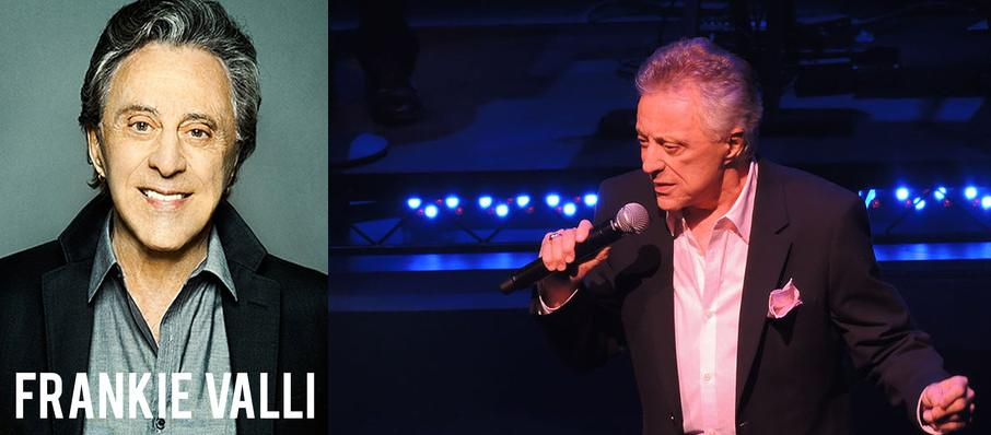 Frankie Valli at Prudential Hall