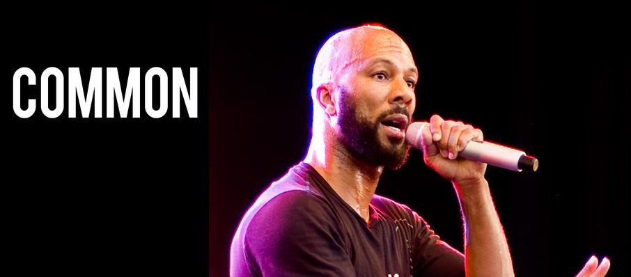 Common at Apollo Theater