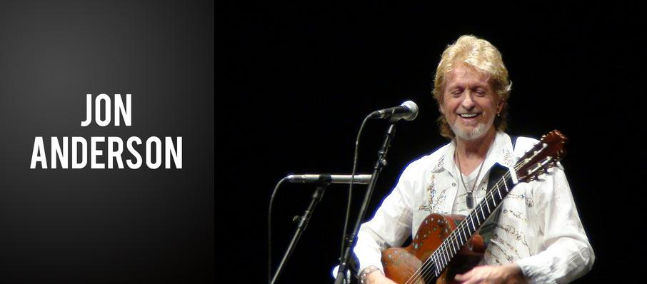 Jon Anderson at St. George Theatre