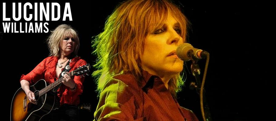 Lucinda Williams at Beacon Theater
