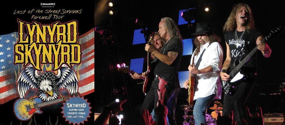 Lynyrd Skynyrd at Bethel Woods Center For The Arts