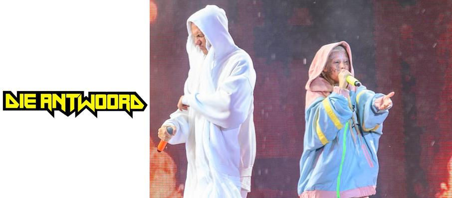 Die Antwoord at The Rooftop at Pier 17