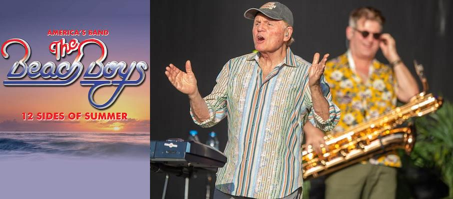 Beach Boys at Hackensack Meridian Health Theatre