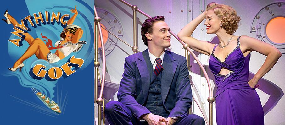 Anything Goes at Kraine Theater