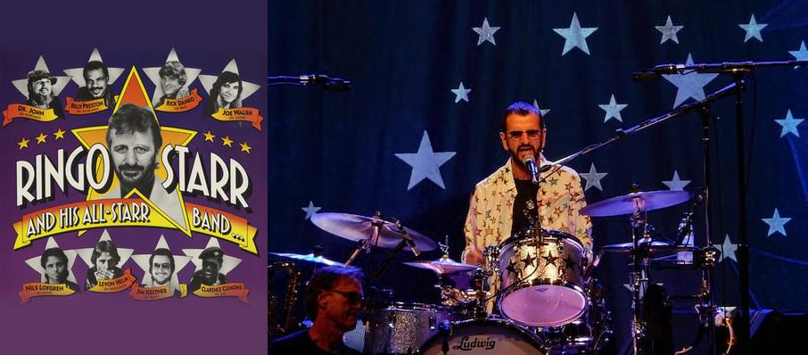 Ringo Starr And His All Starr Band at The Rooftop at Pier 17