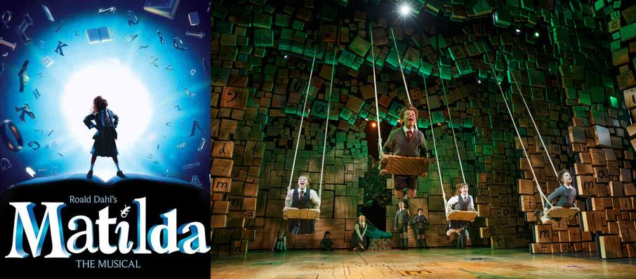 Matilda at Shubert Theatre