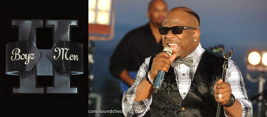Boyz II Men at NYCB Theatre at Westbury