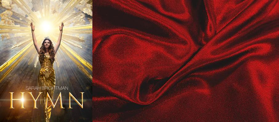 Sarah Brightman at Radio City Music Hall