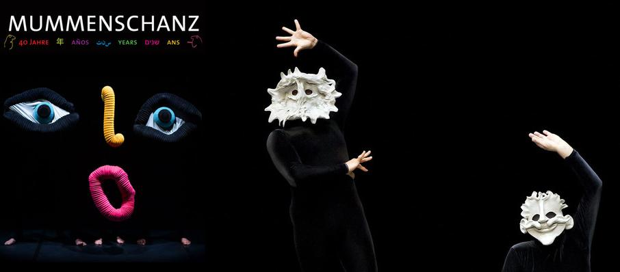 Mummenschanz at Bergen Performing Arts Center