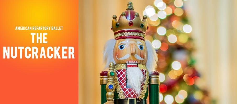 American Repertory Ballet - The Nutcracker at Mccarter Theatre Center