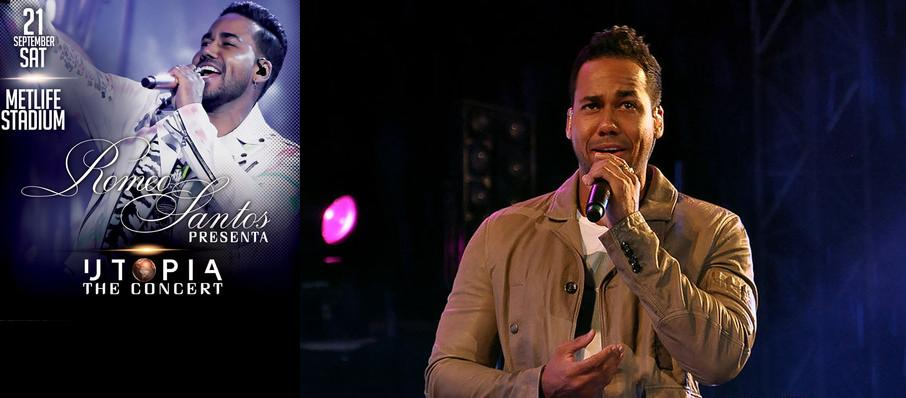 Romeo Santos at MetLife Stadium
