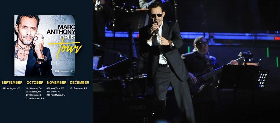 Marc Anthony Tickets Calendar Jun 2018 Madison Square Garden New York