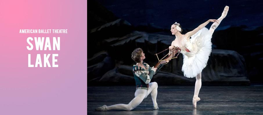 American Ballet Theatre - Swan Lake at Metropolitan Opera House