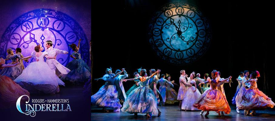 Rodgers and Hammerstein's Cinderella - The Musical at Paper Mill Playhouse