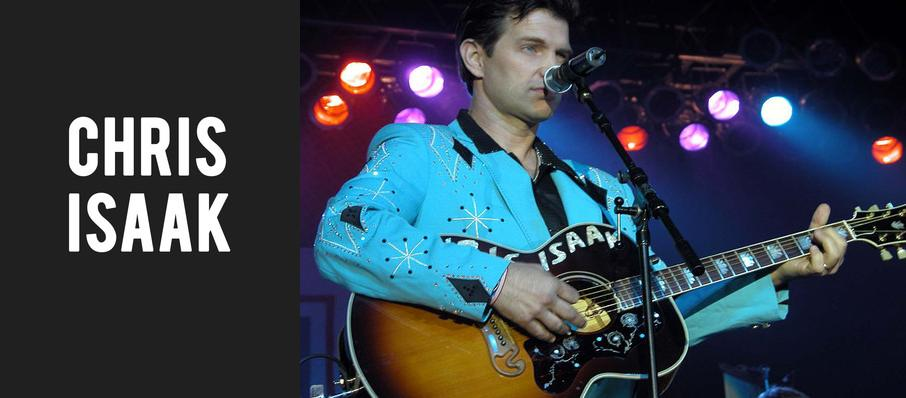 Chris Isaak at Wellmont Theatre