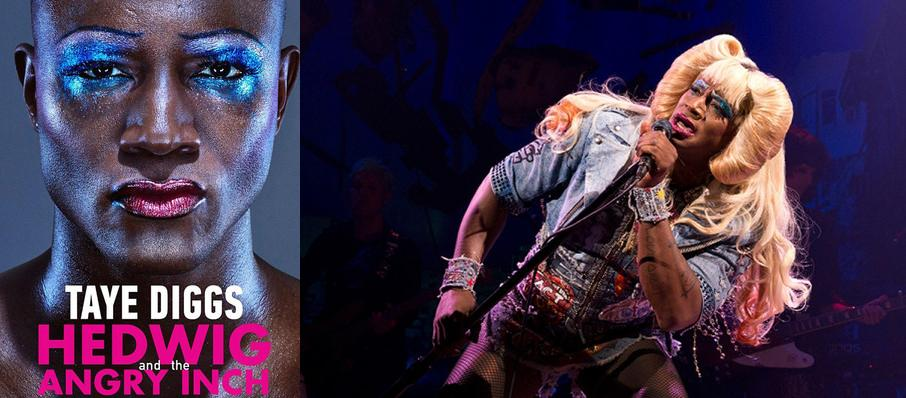 Hedwig and the Angry Inch at Belasco Theater