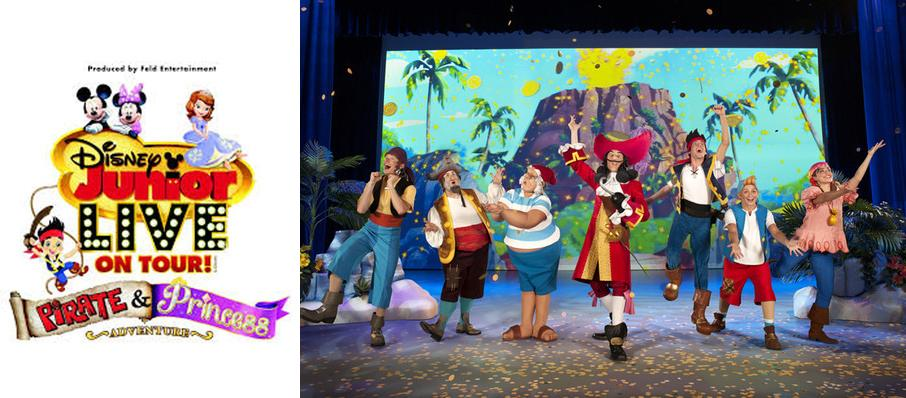 Disney Junior Live: Pirate & Princess Adventure at Theater at Madison Square Garden