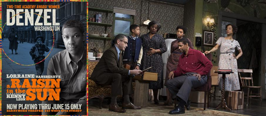 A Raisin in the Sun at Ethel Barrymore Theater