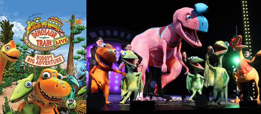 Dinosaur Train Live at Mccarter Theatre Center