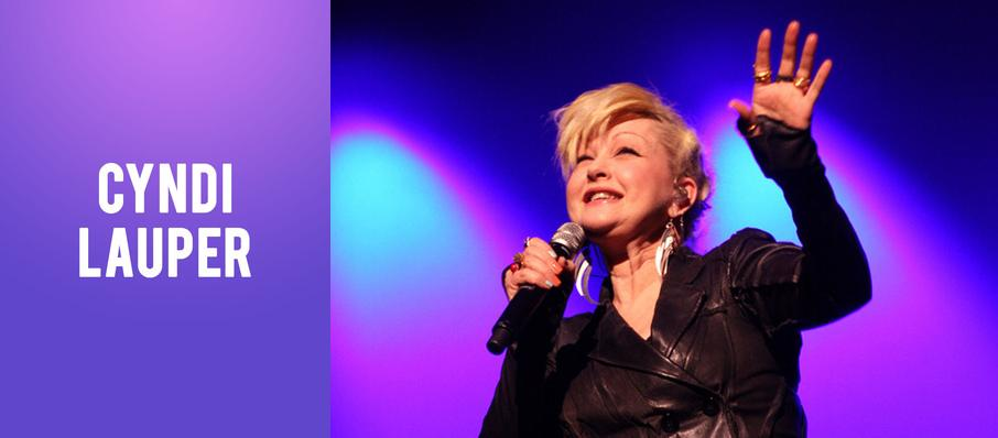 Cyndi Lauper at Walkerspace Theater