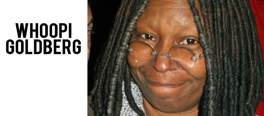 Whoopi Goldberg at NYCB Theatre at Westbury