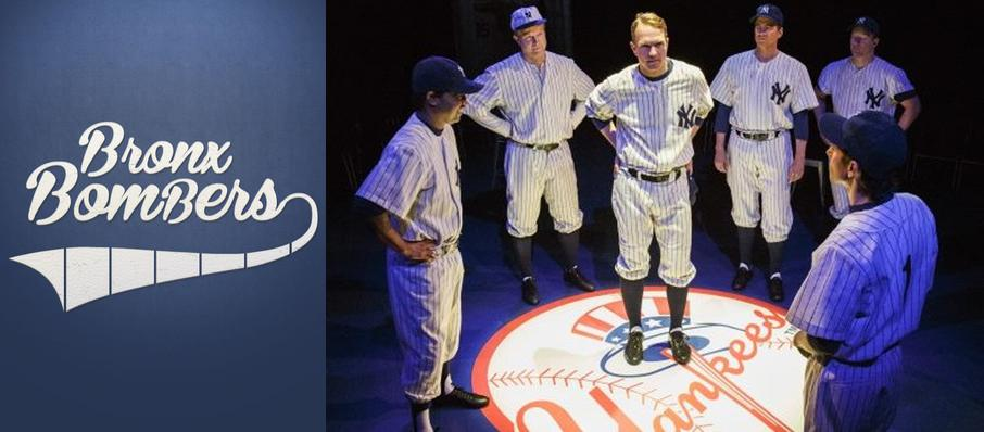 Bronx Bombers at Circle in the Square Theatre