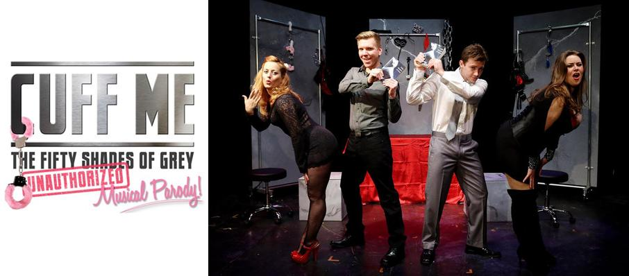 Cuff Me%3A The Fifty Shades Of Grey Musical Parody at Actors Temple Theater