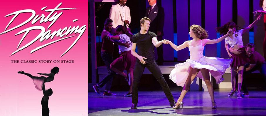 Dirty Dancing at Count Basie Theatre