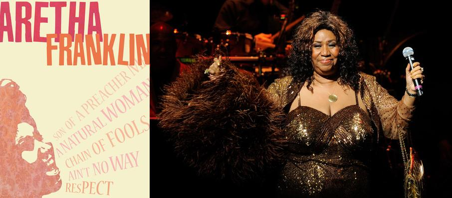 Aretha Franklin at Radio City Music Hall