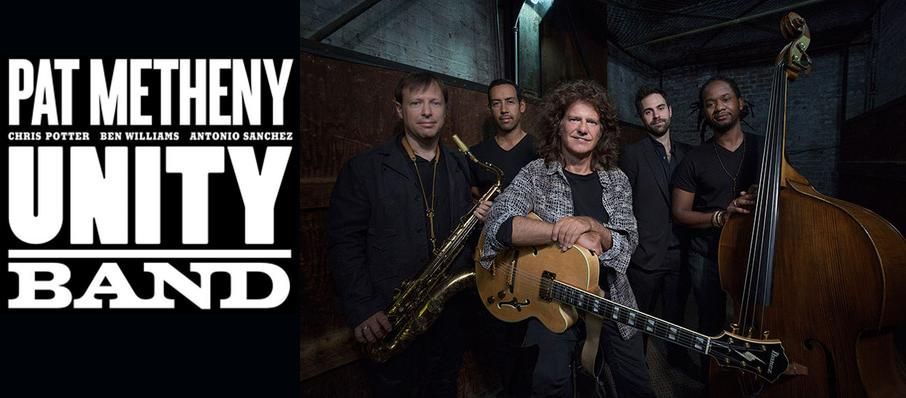 Pat Metheny Unity Group at Town Hall Theater