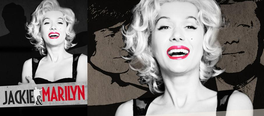 Jackie and Marilyn at Lion Theatre