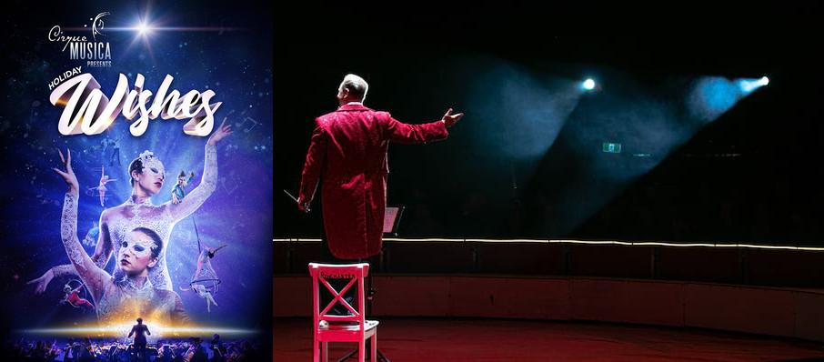 Cirque Musica at Nassau Coliseum