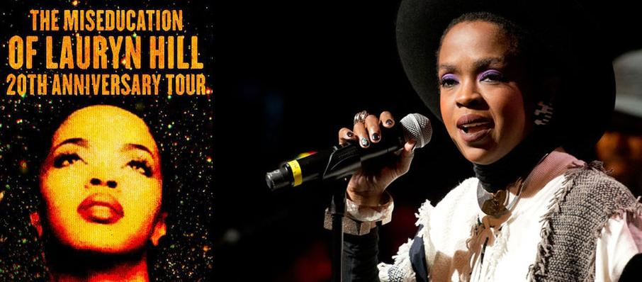 Lauryn Hill at Wellmont Theatre
