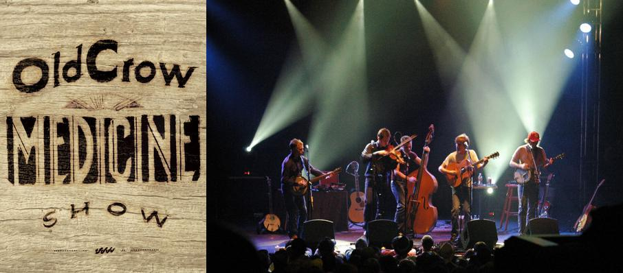 Old Crow Medicine Show at Town Hall Theater