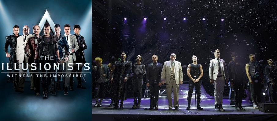 The Illusionists at Prudential Hall