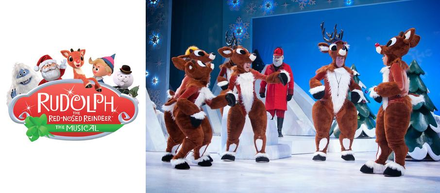 Rudolph the Red-Nosed Reindeer at Hackensack Meridian Health Theatre