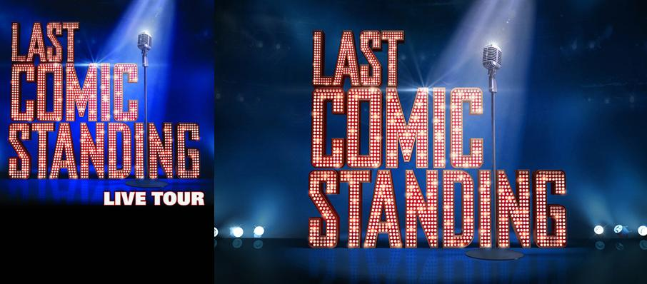 Last Comic Standing at NYCB Theatre at Westbury
