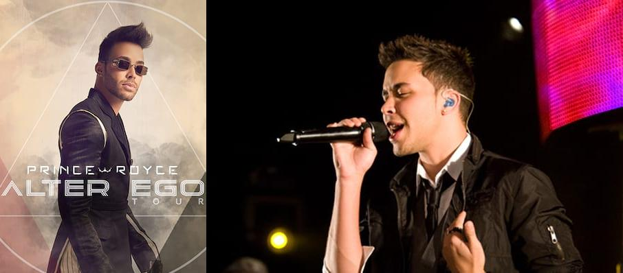 Prince Royce at Prudential Center