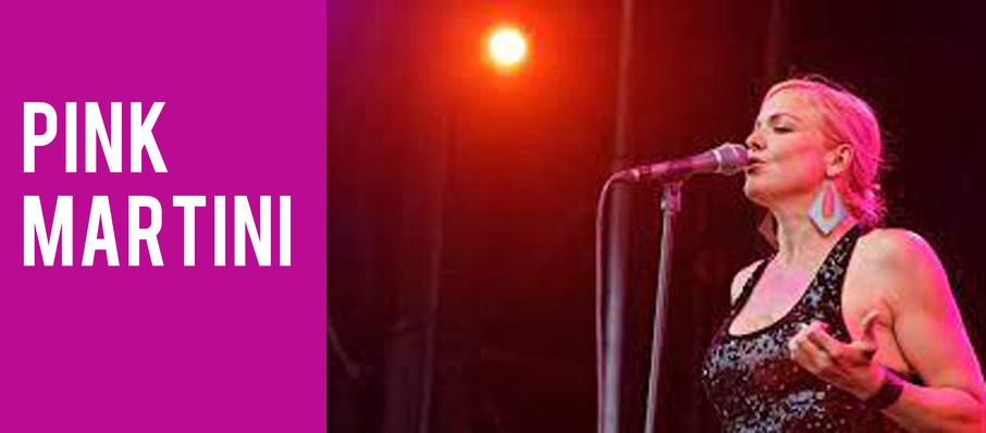 Pink Martini at Beacon Theater