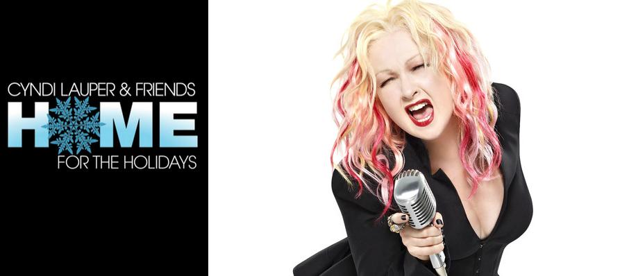 Cyndi Lauper at Beacon Theater